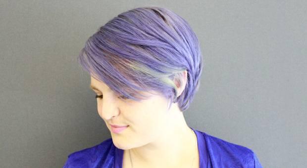 Ausprobiert Pastel Hair Look Oh Ja Brigittede