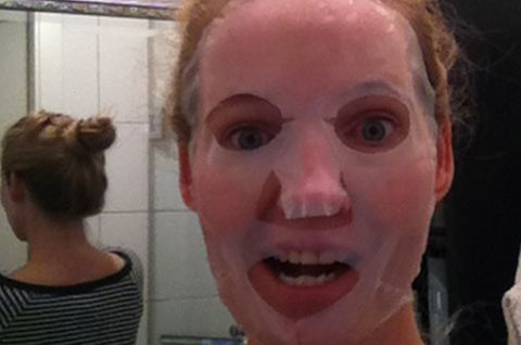 """Jana testet: """"Bio Cellulose Facial Treatment Maske"""" von 111Skin"""