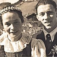 Familien: Waltraud Kastlunger und ihre Brüder