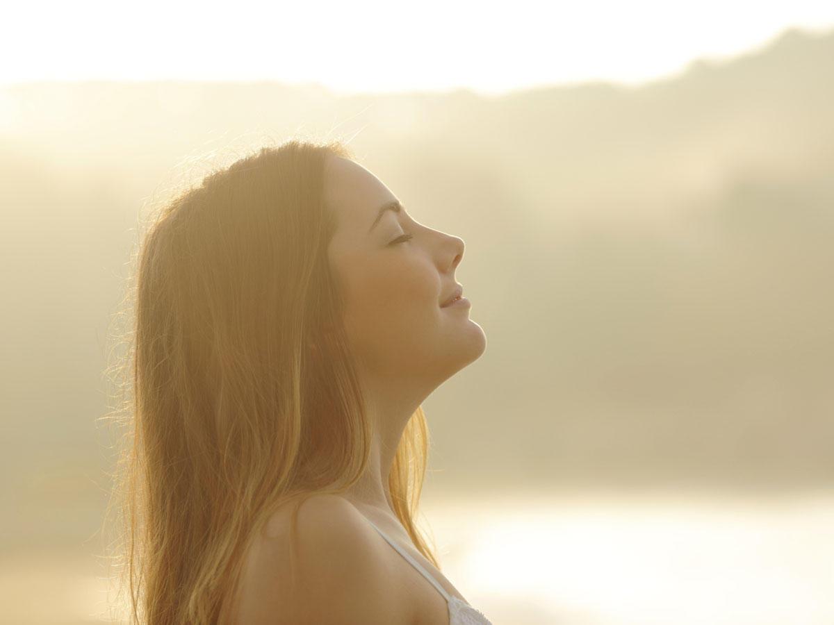 Atemübungen gegen Stress - jetzt machen wir uns Luft!