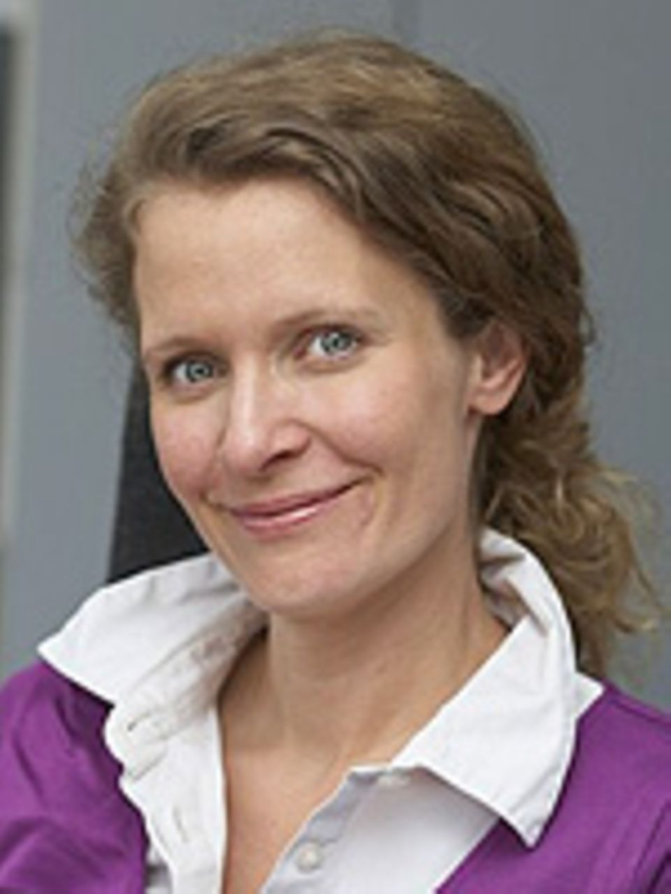 Annette Leitz vom BRIGITTE-Diät-Team