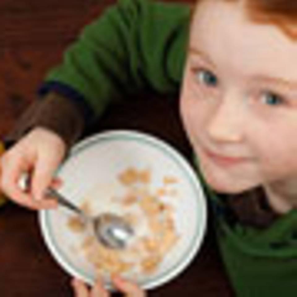 Welches Essen braucht mein Kind?