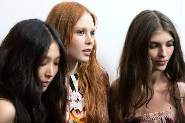 Colorationen Haarfarben Trends 2015 Hauptsache Naturlich