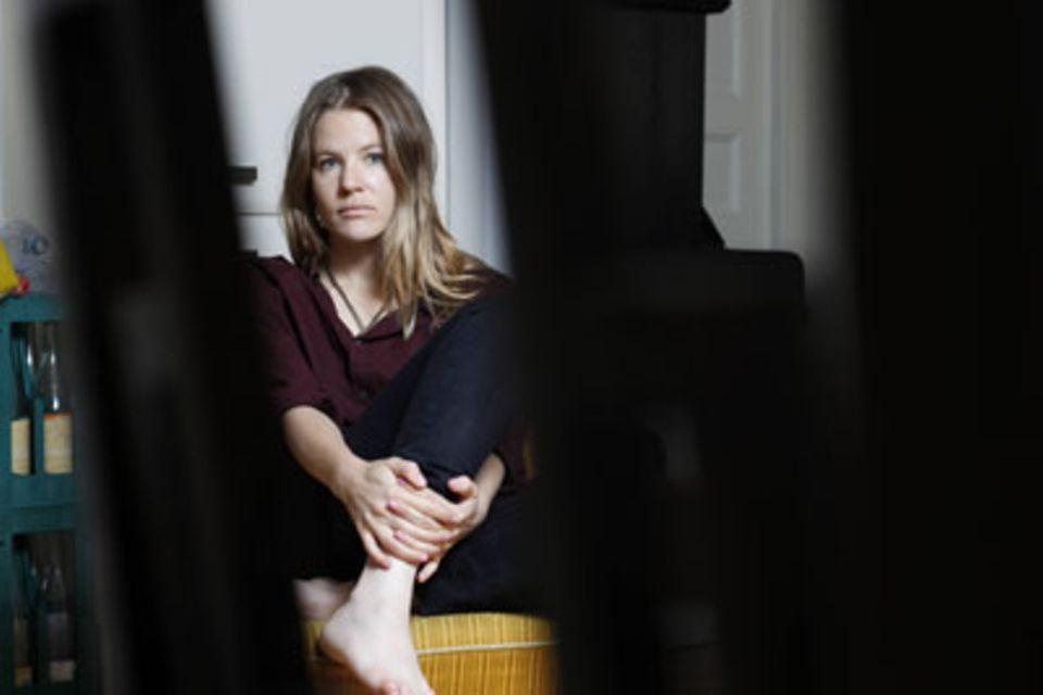"""""""Seit Christophs Tod tue ich Dinge, die ich mir niemals zugetraut hätte"""", sagt Aino Laberenz"""