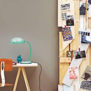 ideen zum selbermachen leiterregal selber bauen von der leiter zum regal. Black Bedroom Furniture Sets. Home Design Ideas