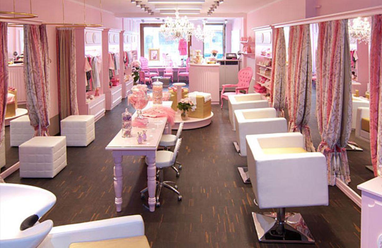 Beauty-Salon für Kinder: Das Grauen ist rosa