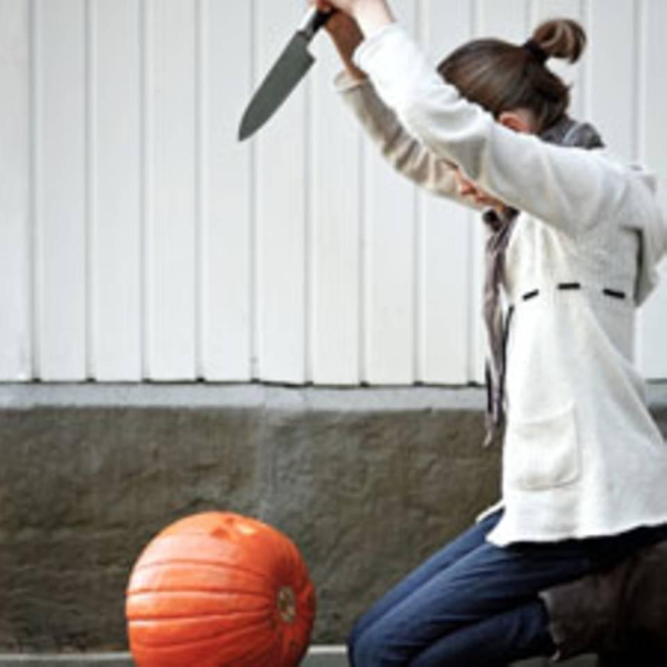 Halloween? Zur Hölle!