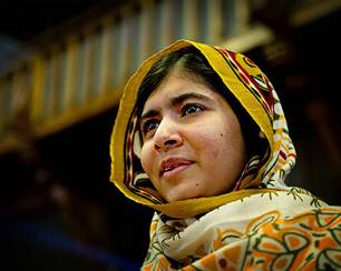 Taliban-Opfer: Malala Yousafzai bekommt den Friedensnobelpreis