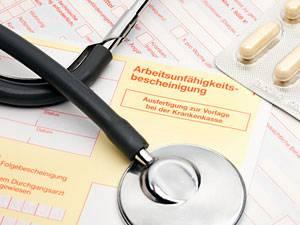 Gesundheitspolitik: Das tut weh! Krankschreibung schon für einen Tag