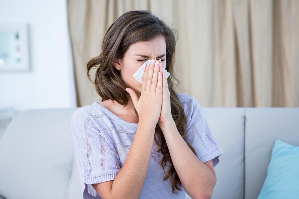 Verstopfte Nase - was kann ich tun?