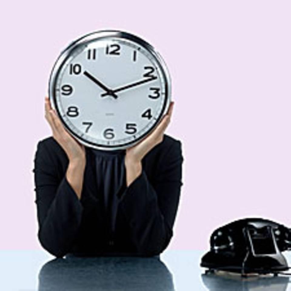 Fluch Zeitvertrag: Ein Job fürs Leben - das war einmal