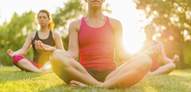 Auf diese Yogafestivals können Sie sich freuen