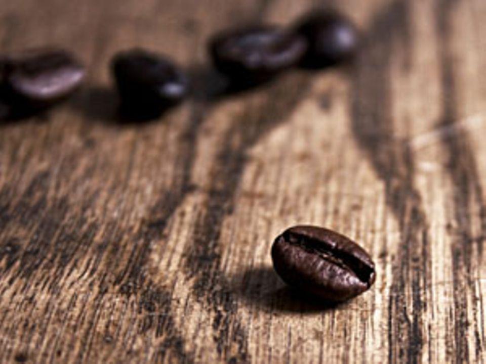 Und Kaffee ist doch gesund!