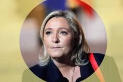 Warum Frankreich mit Marine Le Pen immer weiter nach rechts rückt