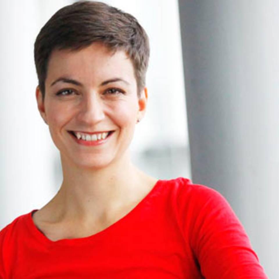 """""""Nicht nur Opa für Europa"""": Wird Ska Keller Präsidentin des EU-Parlaments?"""