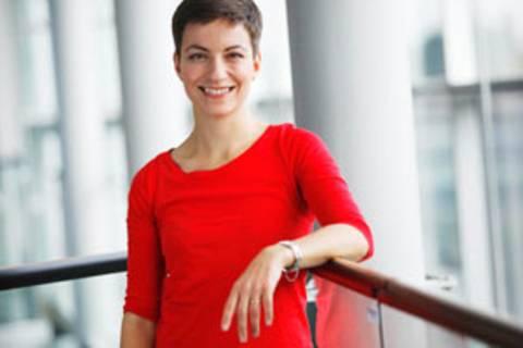 Ska Keller will Europa weiblicher machen