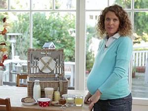 Annettes kleine Küche: Übelkeit und Verstopfung in der Schwangerschaft - was hilft?