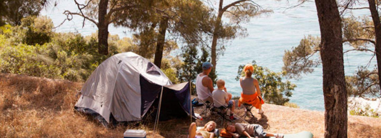 Camping in Kroatien: Mein Platz an der Adria