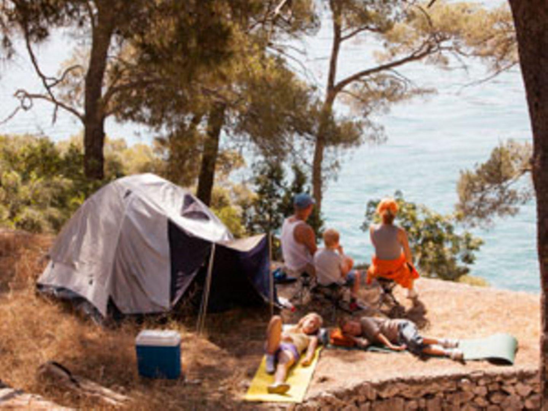 Camping in Kroatien : Mein Platz an der Adria