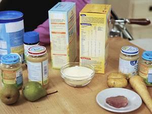 Annettes kleine Küche: Lebensmittel speziell für Babys - welche sind empfehlenswert?