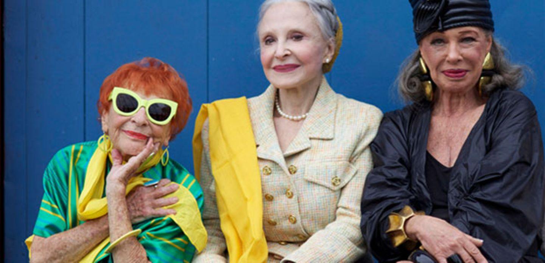 Advanced Style: Ein Film, der Lust aufs Alter macht