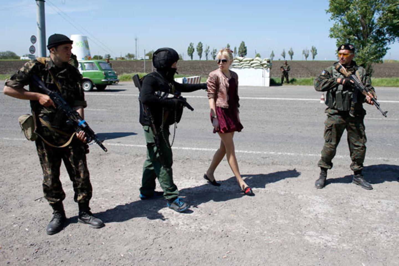 Ukraine-Konflikt: Wenn geliebte Menschen zu Feinden werden