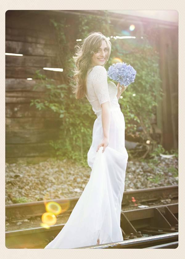 Hochzeit: Brautkleid schneidern lassen: Stil nach Maß   BRIGITTE.de
