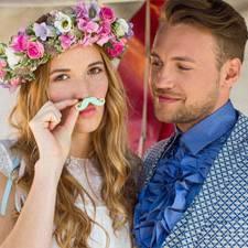 Heiraten Stilvolle Brautmode Furs Standesamt Brigitte De