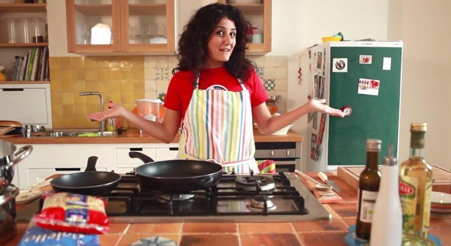 Luisa kocht - die neue Video-Kochschule bei BRIGITTE