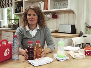 Annettes kleine Küche: Das Baby ist krank - was tun?
