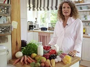 Annettes kleine Küche: Ernährung in der Schwangerschaft: Sind Bio-Lebensmittel besser?