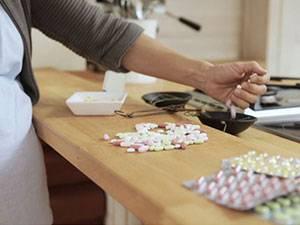 Annettes kleine Küche: Brauche ich in der Schwangerschaft zusätzliche Vitamine und Nahrungsergänzungsmittel?
