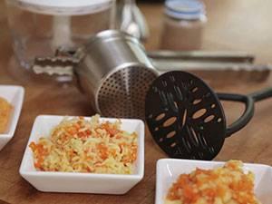 Annettes kleine Küche: Das Baby will keinen Brei essen - was tun?