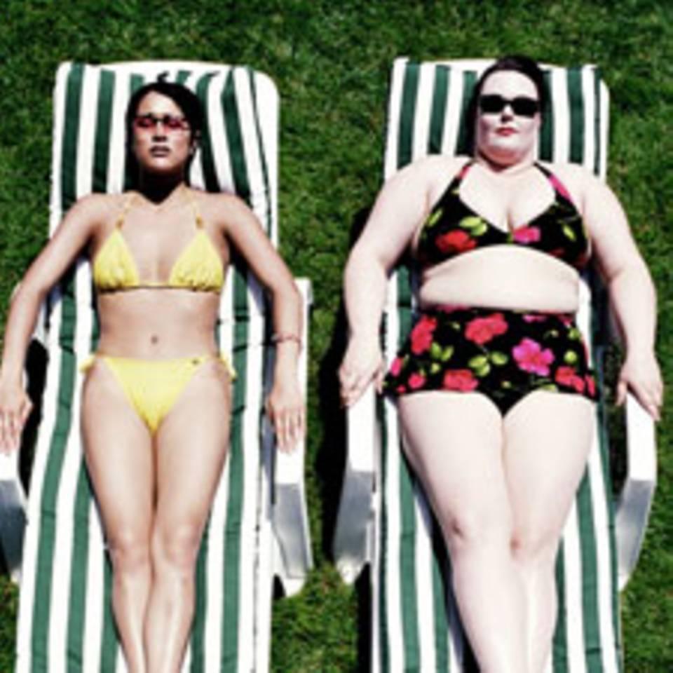Woher kommt die Hassliebe zu unserem Körper?