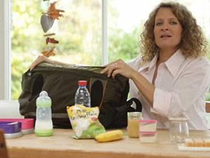Annettes kleine Küche: Baby-Ernährung: Die besten Tipps gegen Stress