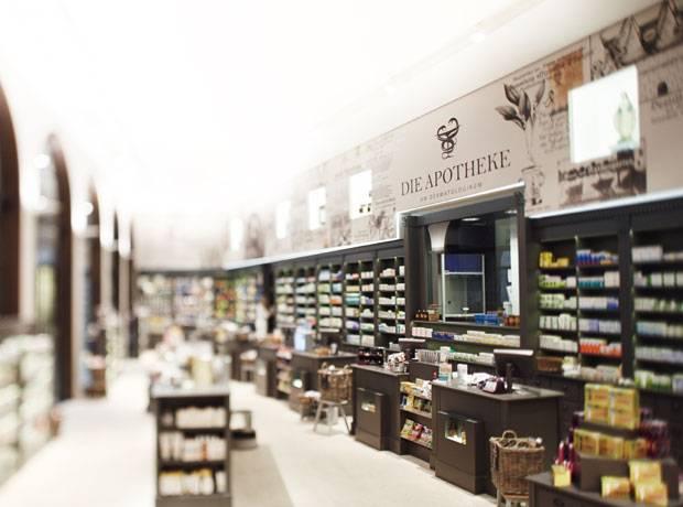 Von Naturkosmetik bis Nischenprodukt werden immer mehr Schönheitsartikel für Haut und Haar in Apotheken angeboten.