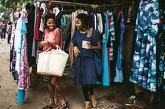 Neues Leben für alte Kleider