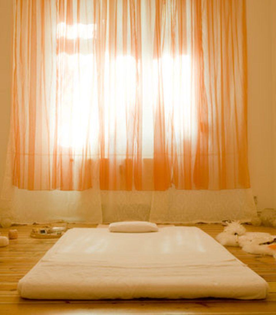 Der Massage-Raum
