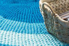 So könnt ihr einen Teppich häkeln