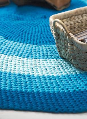 h kelmuster teppich h keln anleitung zum nachmachen. Black Bedroom Furniture Sets. Home Design Ideas