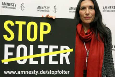 Amnesty International stellt Folterbericht 2014 vor