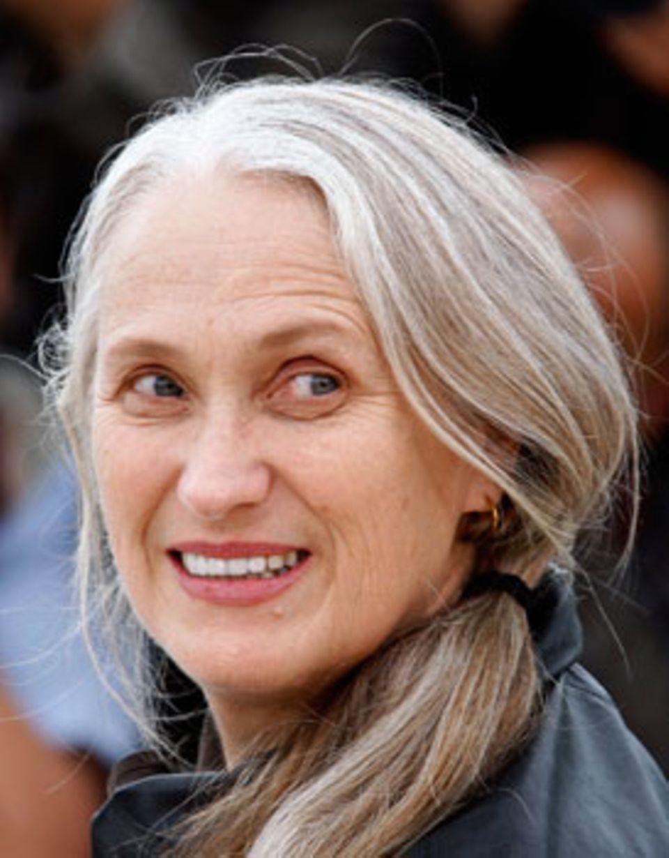 Die neuseeländische Regisseurin Jane Campion ist bislang die einzige Regisseurin, die die Goldene Palme gewonnen hat. In diesem Jahr entscheidet sie als Jury-Präsidentin über die Preisvergabe.