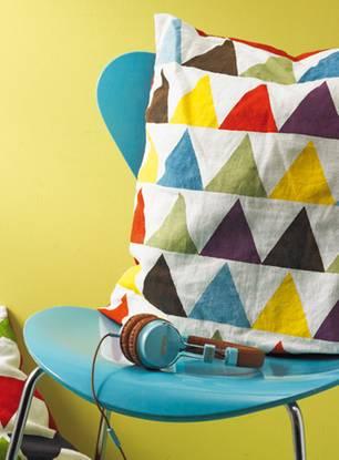 Ideen Zum Selbermachen: Kissen Bedrucken: Individuelle Sofadeko Zum Nähen