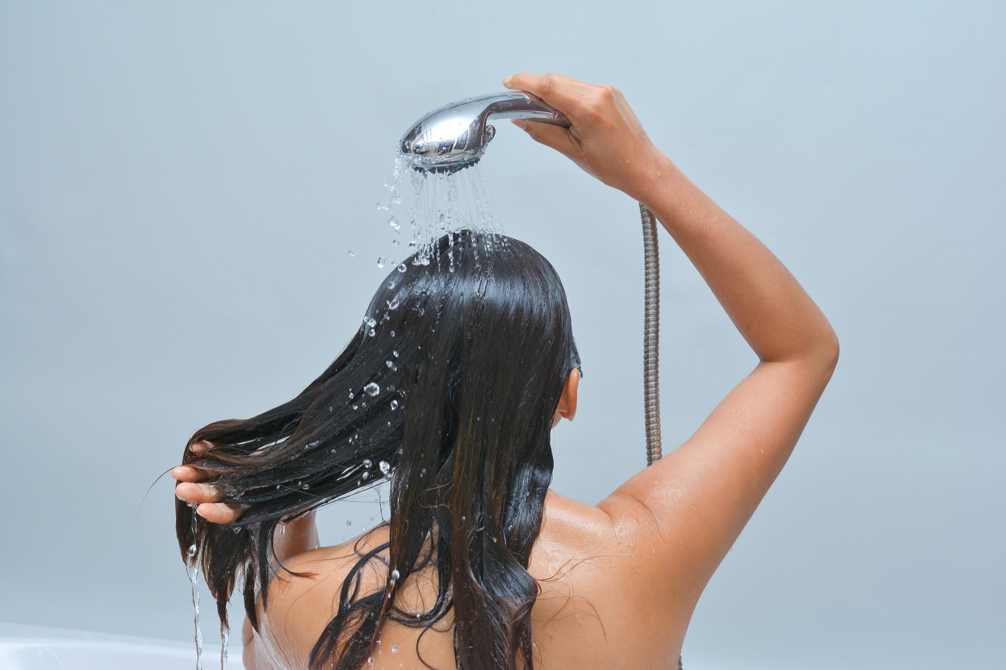 30 tage haare nicht waschen