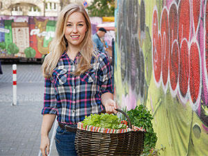 "Nicole Just: ""Räuchertofu hilft gegen Currywurst-Jieper"""