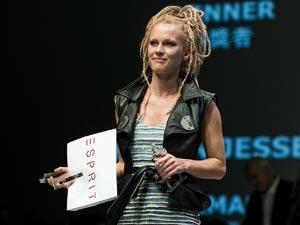 Designerin Karen Jessen: Auch grüne Mode muss gut aussehen
