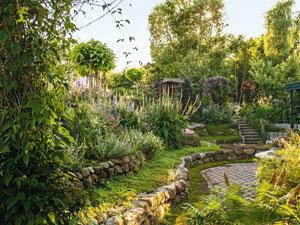 Natürlich schön: Ein Garten wie aus dem Paradies