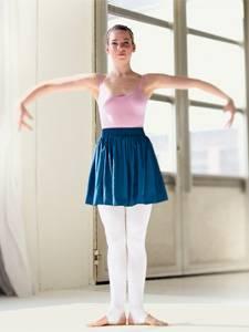 Fit durch Ballett: keine Bildunterschrift