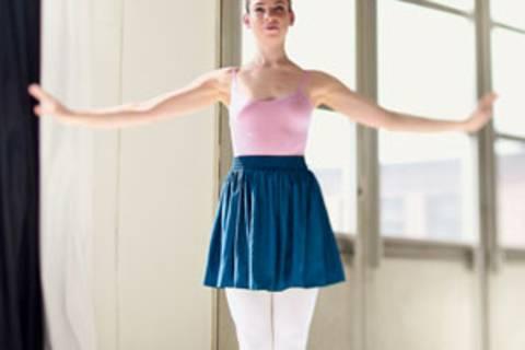 Definierte Muskeln, gute Haltung - mit Ballet Beautiful