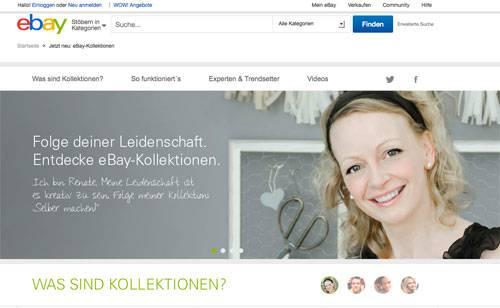 Ebay-Kollektionen